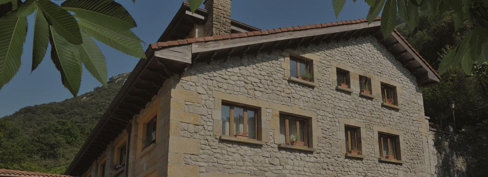 Hotel juan sabeli en picos de europa asturias arenas de cabrales - Hotel la casa de juansabeli ...